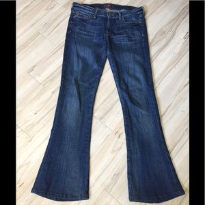 7 for all mankind jeans bootcut size 28